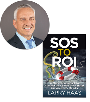 Larry Haas SOS to ROI Book
